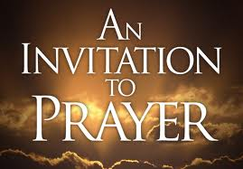 prayer invite