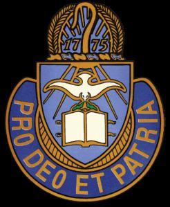 chaplain crest