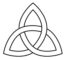 Celtic Trinity Knot God Squad